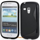 Flexi Shield Skin for Samsung Galaxy S III mini, *S-line*