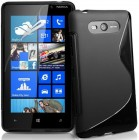 Flexi Shield Skin for Nokia Lumia 820, *S-line*