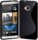 Flexi Shield Skin for HTC One M7/801e, *S-line*