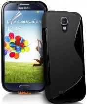 Flexi Shield Skin Samsung Galaxy S4, *S-line*